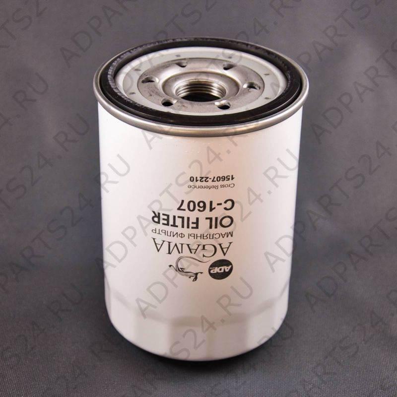 Масляный фильтр C-1607
