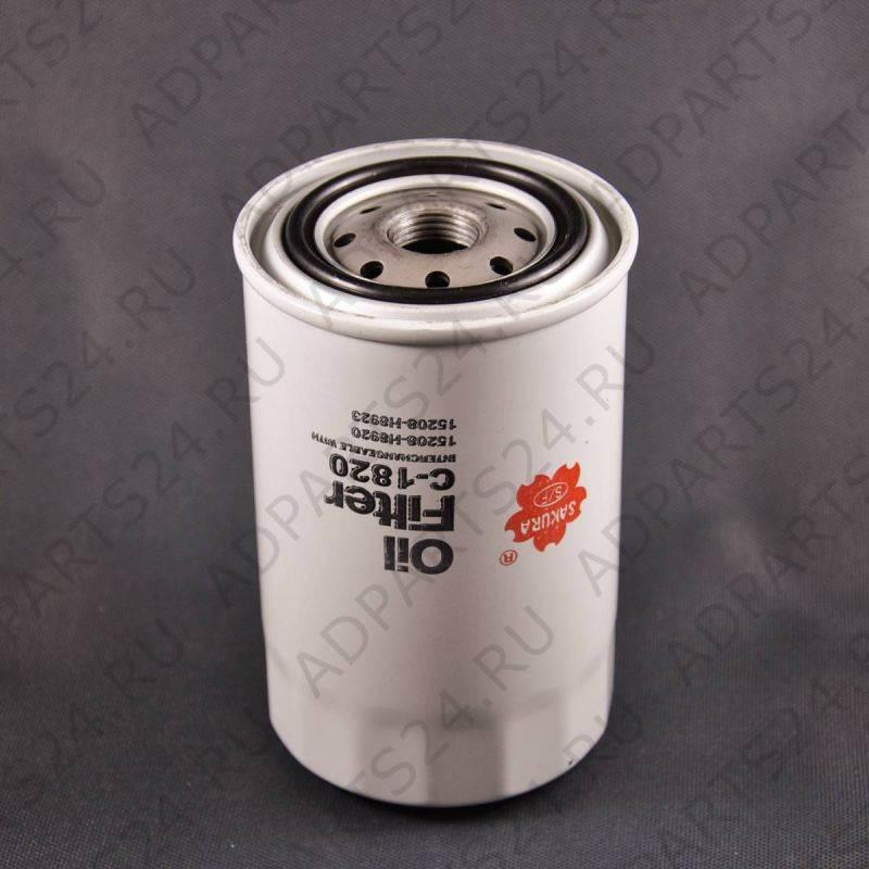 Масляный фильтр C-1820