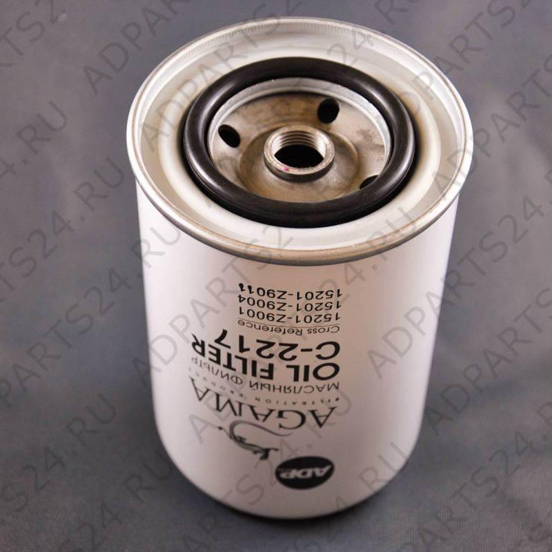Масляный фильтр C-2217