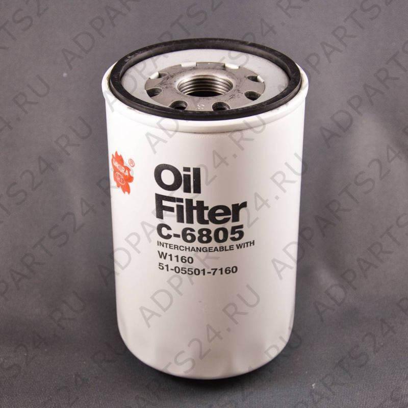 Масляный фильтр C-6805