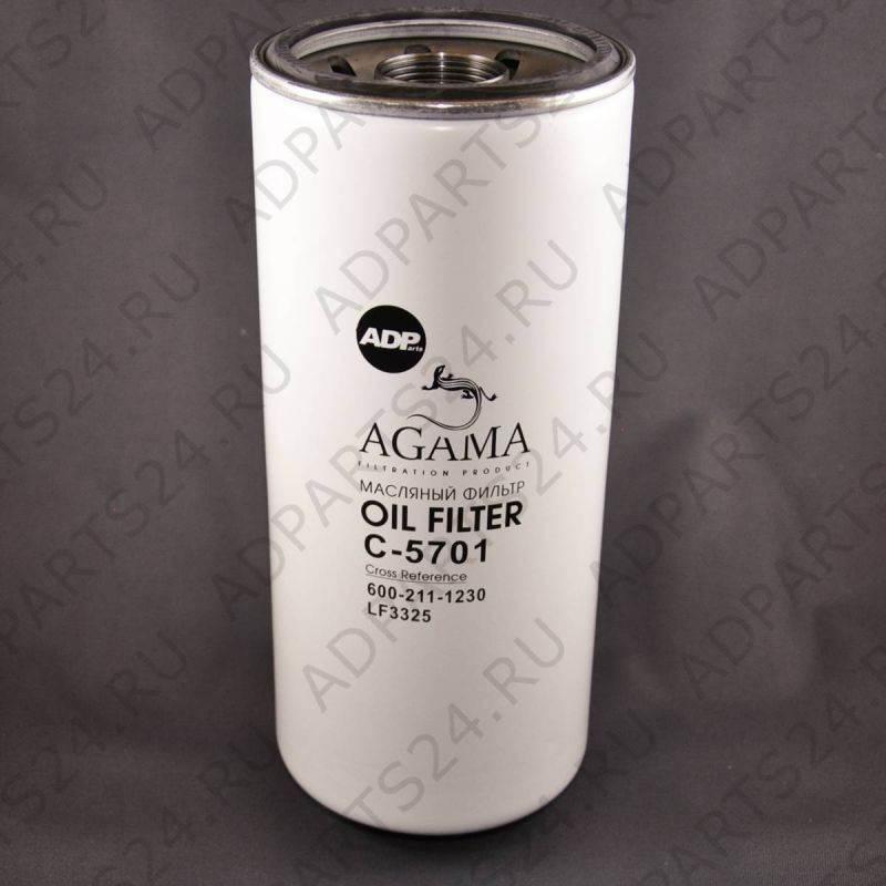 Масляный фильтр C-5701