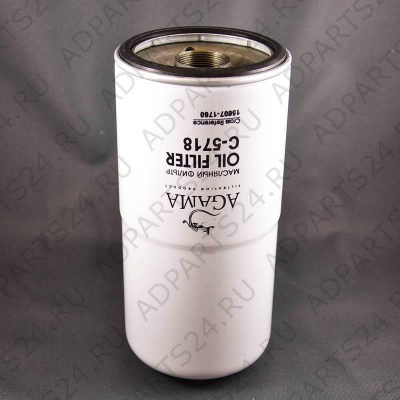 Масляный фильтр C-5718