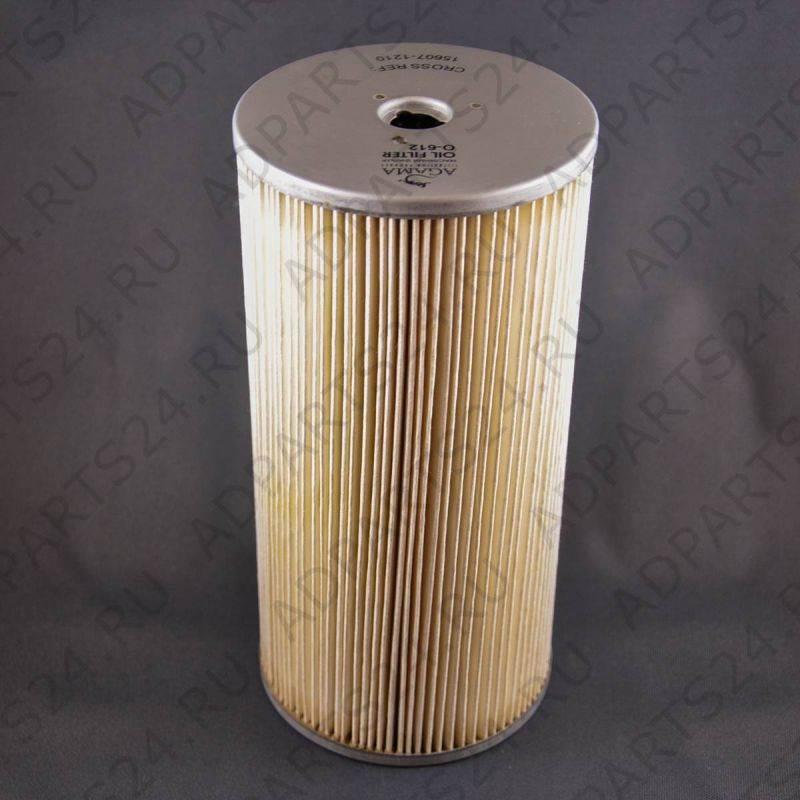 Масляный фильтр O-612
