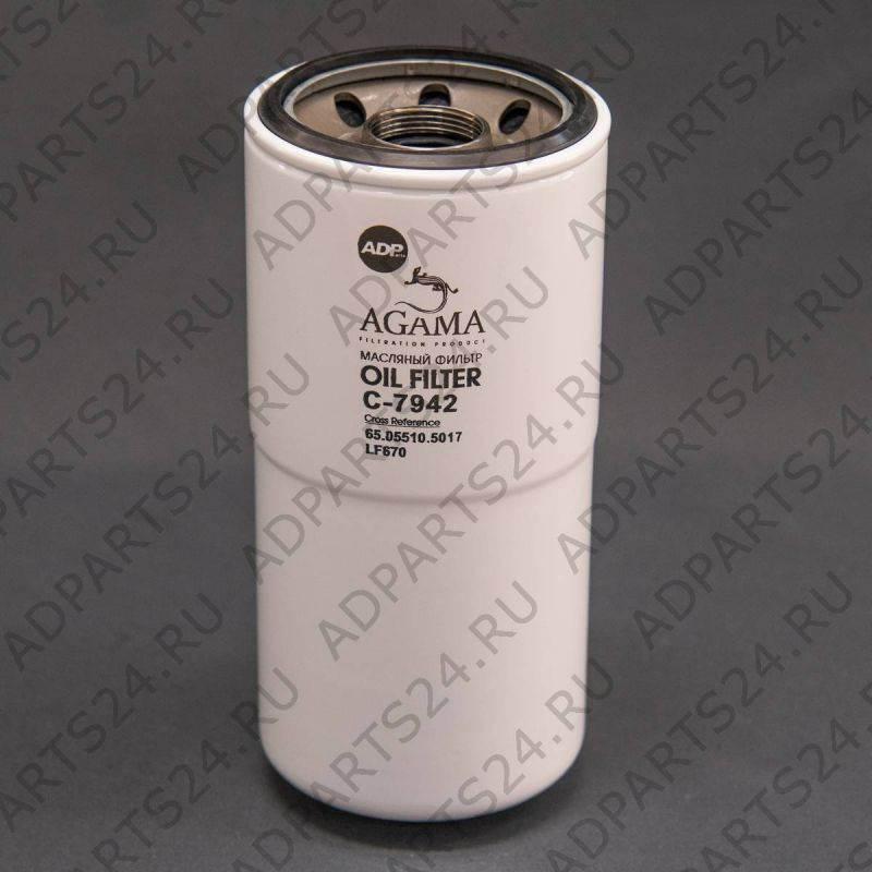 Масляный фильтр C-7942
