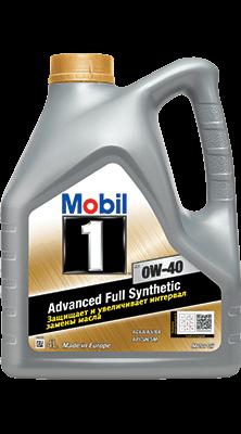 Mobil 1 FS 0W40, 1л Масло моторное синтетическое