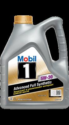 Mobil 1 FS 5W30, 1 л Масло моторное синтетическое