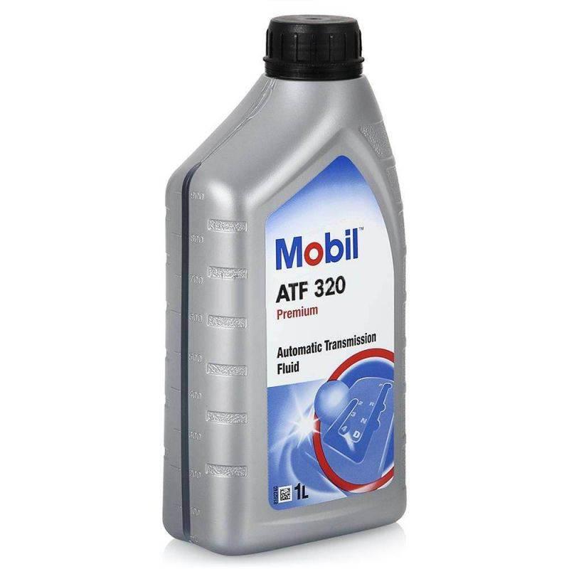 Mobil ATF 320 GM Dextron-III, 1л Масло трансмиссионное минеральное