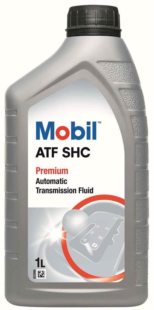Mobil ATF SHC, 1л. Масло трансмиссионное синтетическое