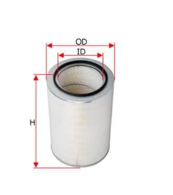 Фильтр воздушный A-7001
