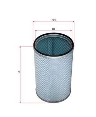 Фильтр воздушный A-7104
