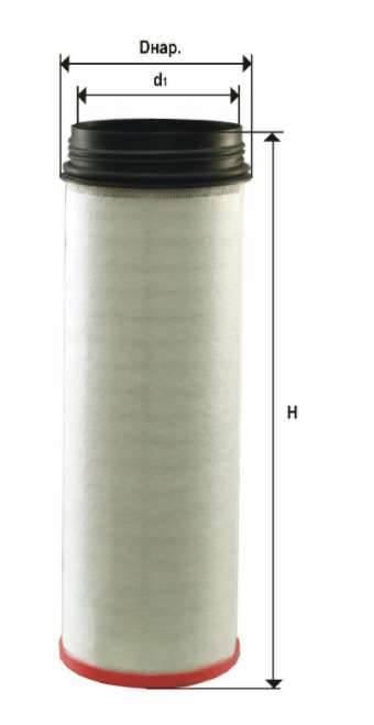 Фильтр воздушный DIFA 43118-01