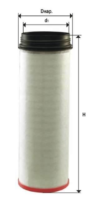 Фильтр воздушный DIFA 43119-01
