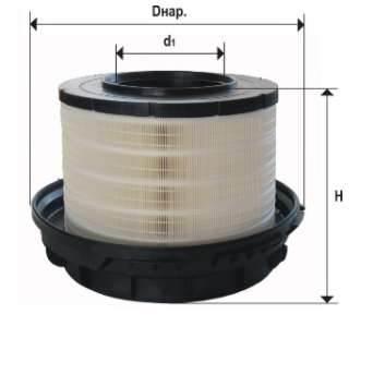 Фильтр воздушный DIFA 43131X