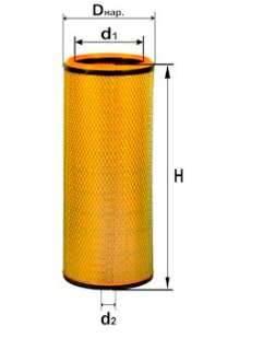 Фильтр воздушный DIFA 4313M-01