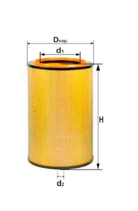 Фильтр воздушный DIFA 4313МК