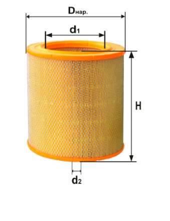 Фильтр воздушный DIFA 4315