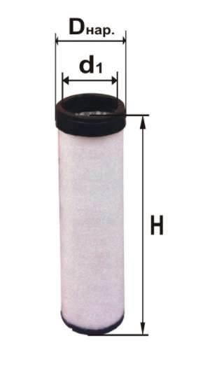 Фильтр воздушный DIFA 4338-01