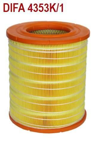 Фильтр воздушный DIFA 4353К/1
