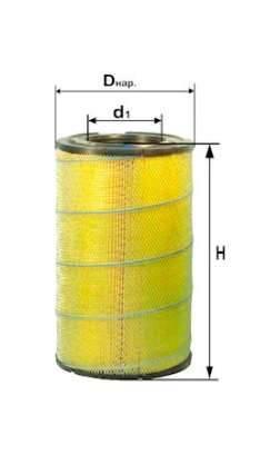 Фильтр воздушный DIFA 4391