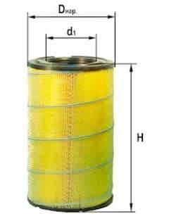 Фильтр воздушный DIFA 4393