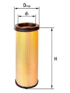 Фильтр воздушный DIFA 4393-01