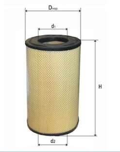 Фильтр воздушный DIFA 4398