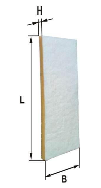 Фильтр воздушный DIFA 4705