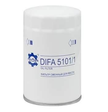 Фильтр масляный DIFA 5101/1