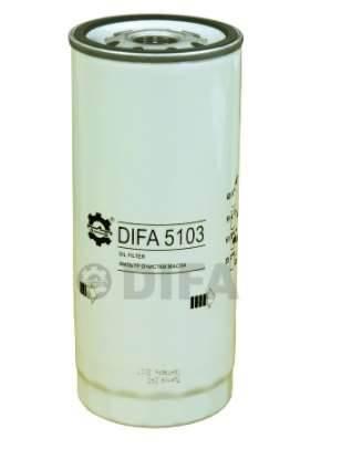 Фильтр масляный DIFA 5103