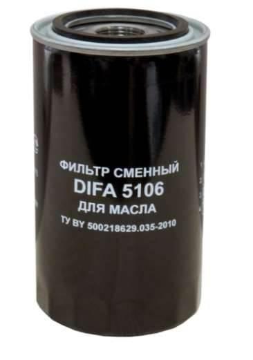 Фильтр масляный DIFA 5106