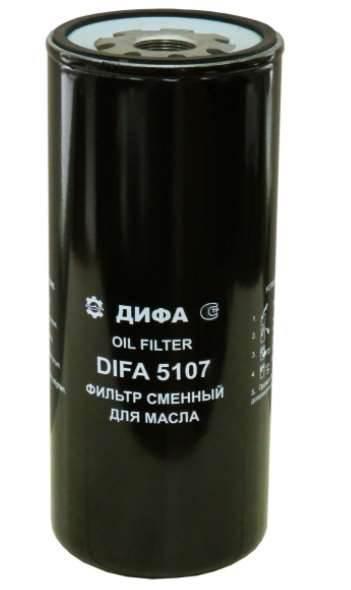 Фильтр масляный DIFA 5107