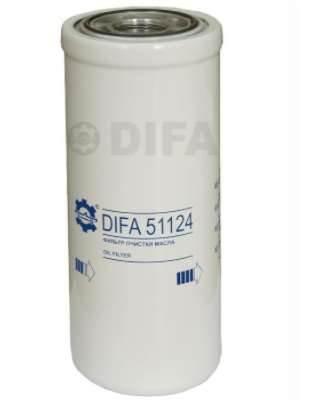 Фильтр масляный DIFA 51124