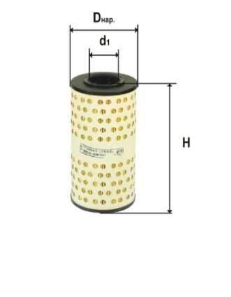 Фильтр масляный DIFA 5302К