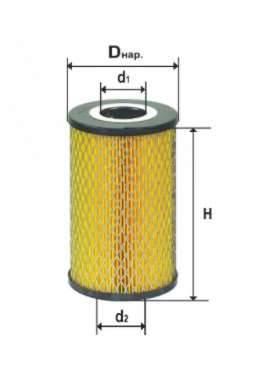 Фильтр масляный DIFA 5326М