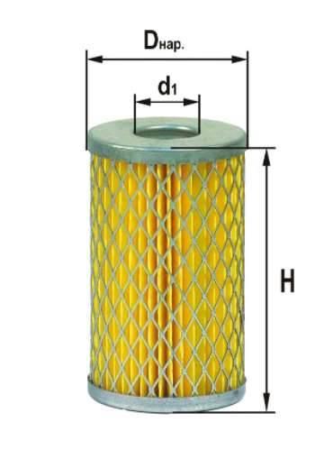 Фильтр масляный DIFA 5331М