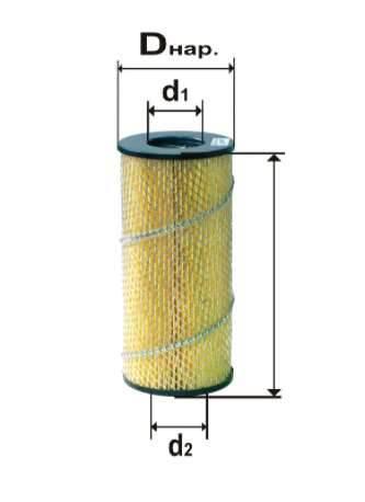 Фильтр масляный DIFA 5336М