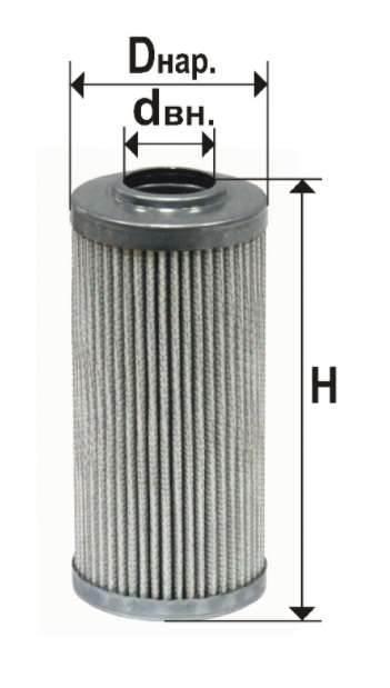 Фильтр масляный DIFA 5406