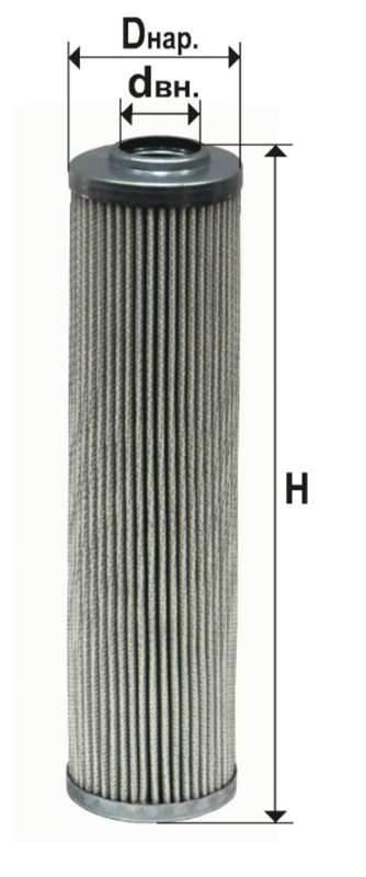 Фильтр масляный DIFA 5407 10 MKM