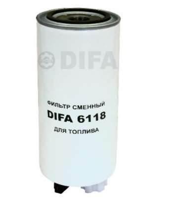 Фильтр топливный 6118