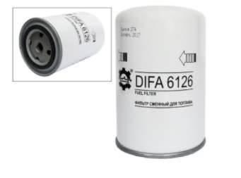 Фильтр топливный 6126