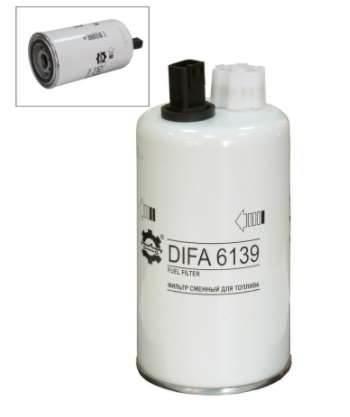 Фильтр топливный 6139