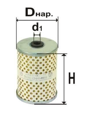 Фильтр топливный 6302