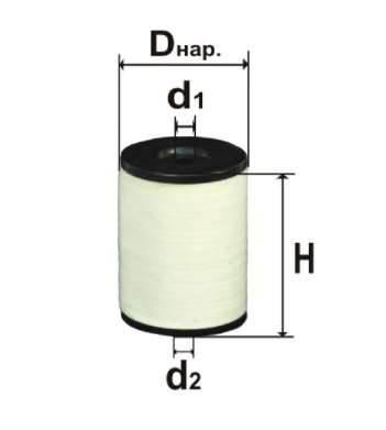 Фильтр топливный 6305.1Р