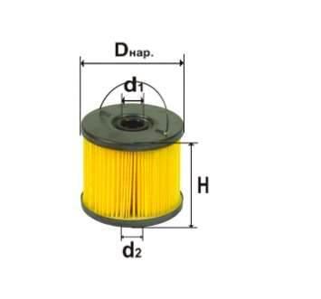 Фильтр топливный 6313