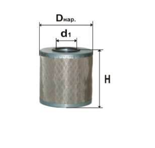 Фильтр топливный 6318С