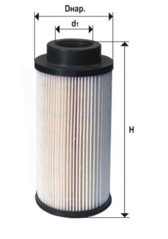 Фильтр топливный 6323E