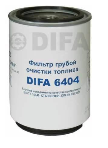 Фильтр топливный 6404