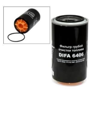 Фильтр топливный 6406